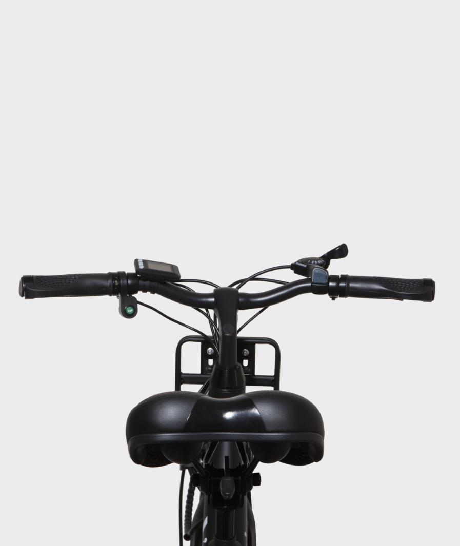 Vélo London vue arrière